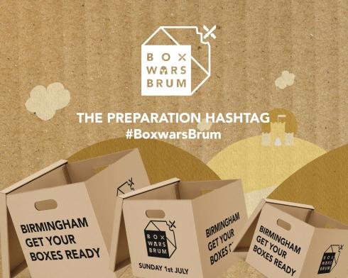 Boxwars hashtag